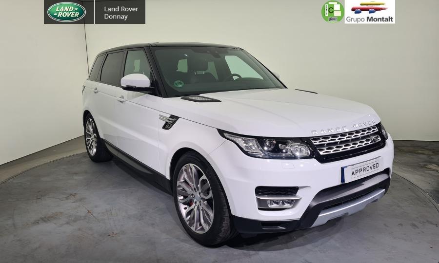 LAND ROVER Range Rover Sport Blanco Diesel Automático 4x4 SUV 5 puertas 2017