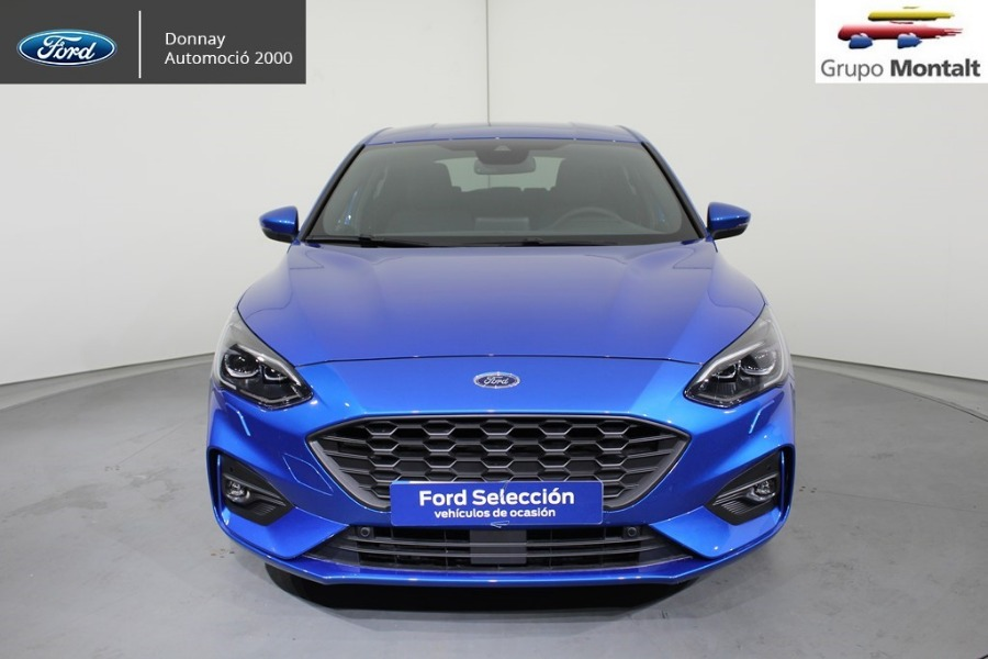 FORD Focus Azul Diesel Automático Berlina 5 puertas 2018