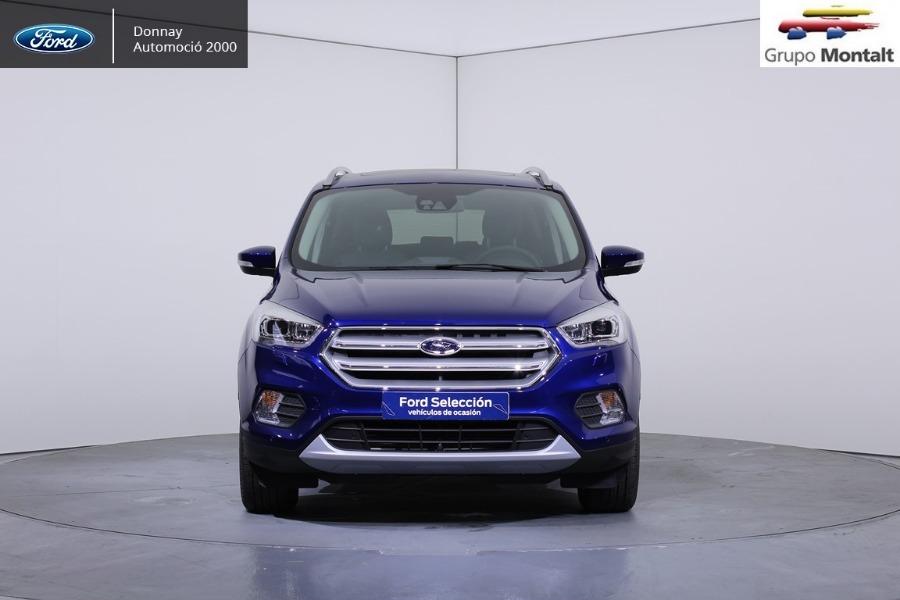 FORD Kuga Azul Diesel Manual 4x4 SUV 5 puertas 2017