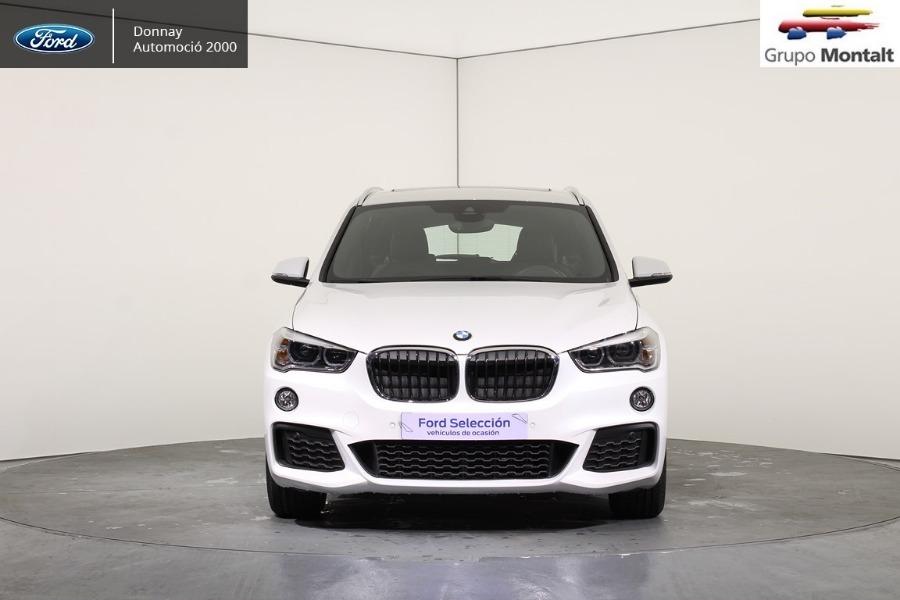 BMW X1 Blanco Gasolina Automático 4x4 SUV 5 puertas 2016