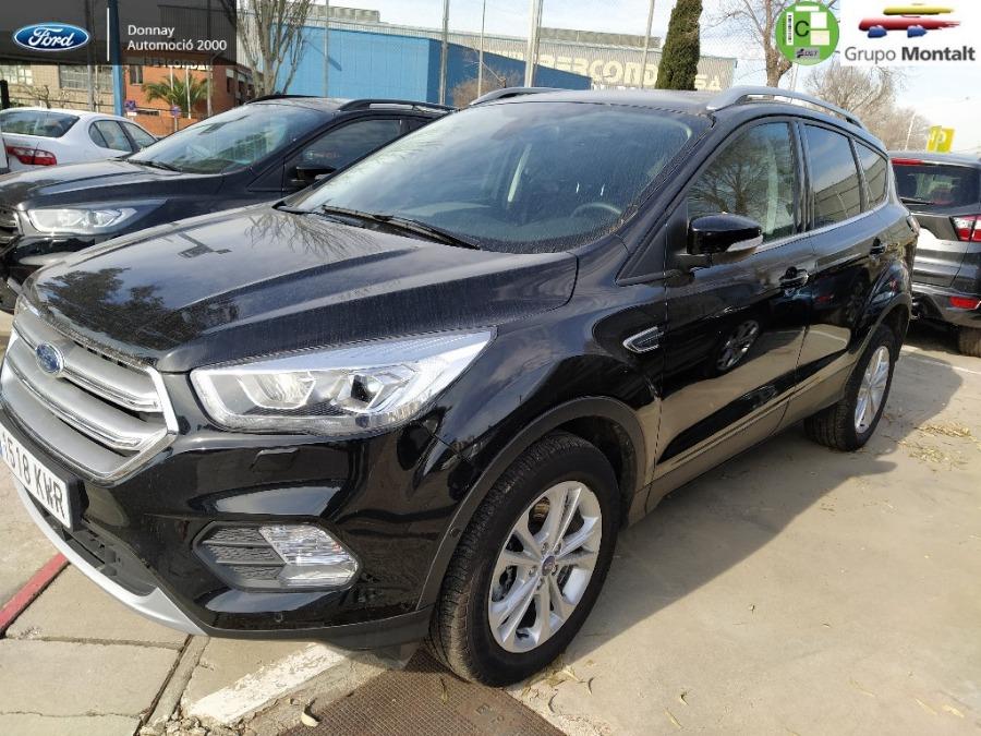 FORD Kuga Negro Diesel Automático 4x4 SUV 5 puertas 2019