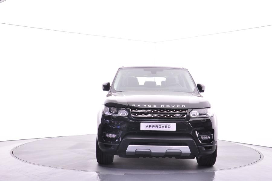 LAND ROVER Range Rover Sport Negro Diesel Automático 4x4 SUV 5 puertas 2016