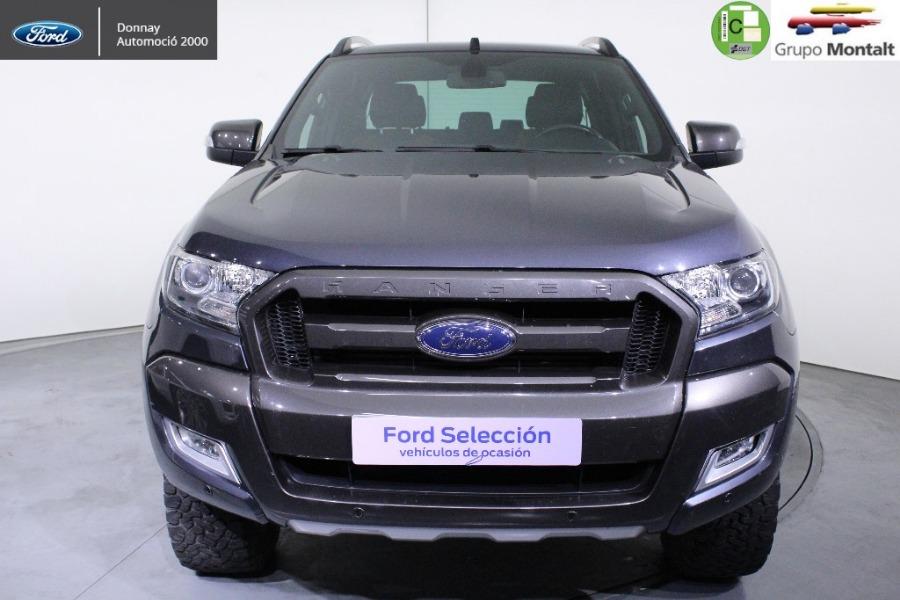 FORD Ranger Gris / Plata Diesel Manual Pick Up 4 puertas 2017