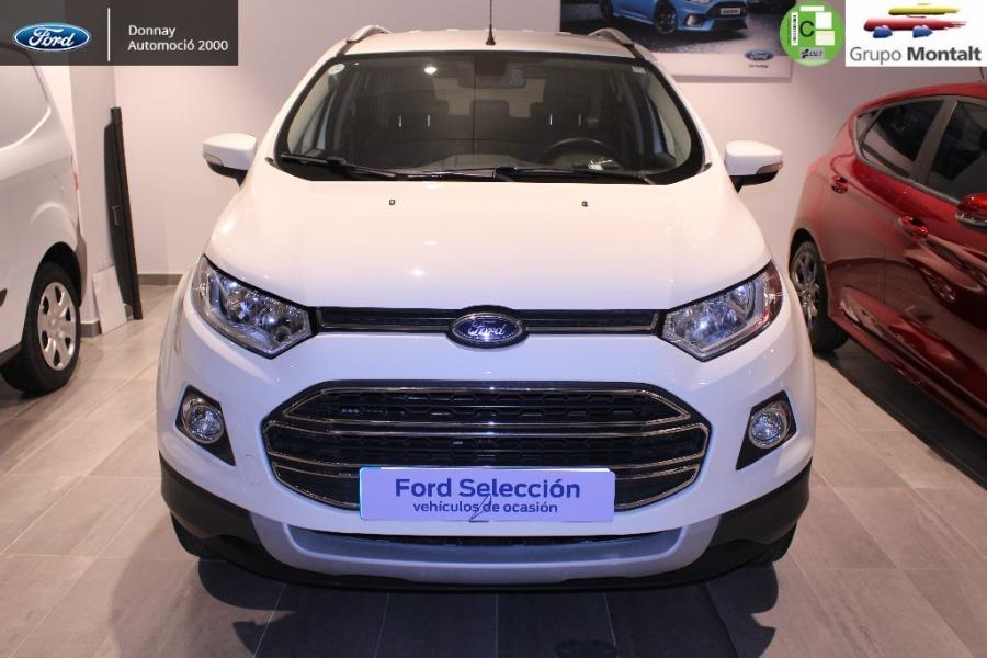 FORD EcoSport Blanco Diesel Manual 4x4 SUV 5 puertas 2017