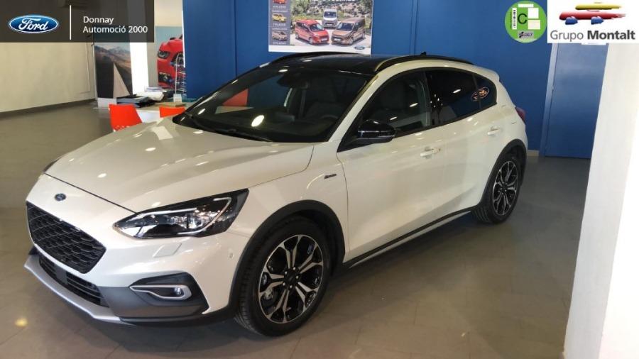 FORD Focus Blanco Gasolina Manual Berlina 5 puertas 2020