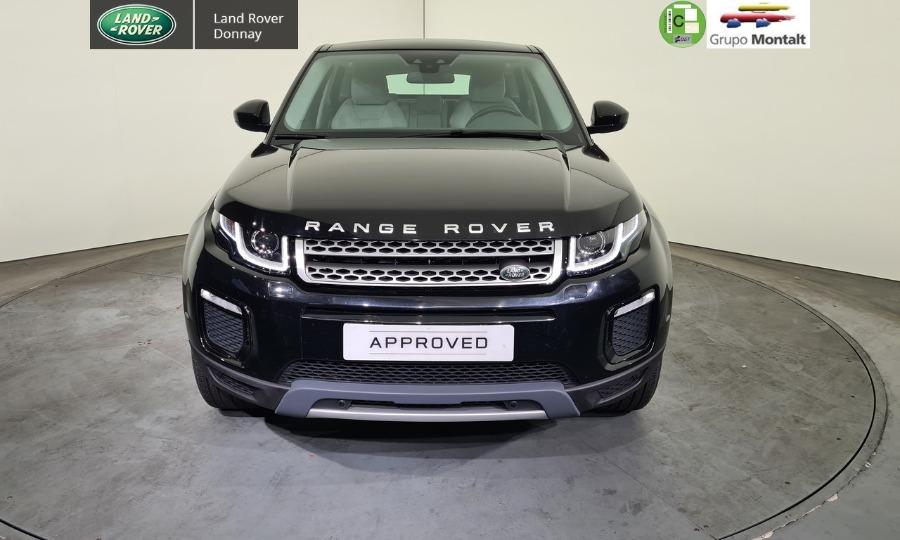 LAND ROVER Range Rover Evoque Negro Diesel Automático 4x4 SUV 5 puertas 2017