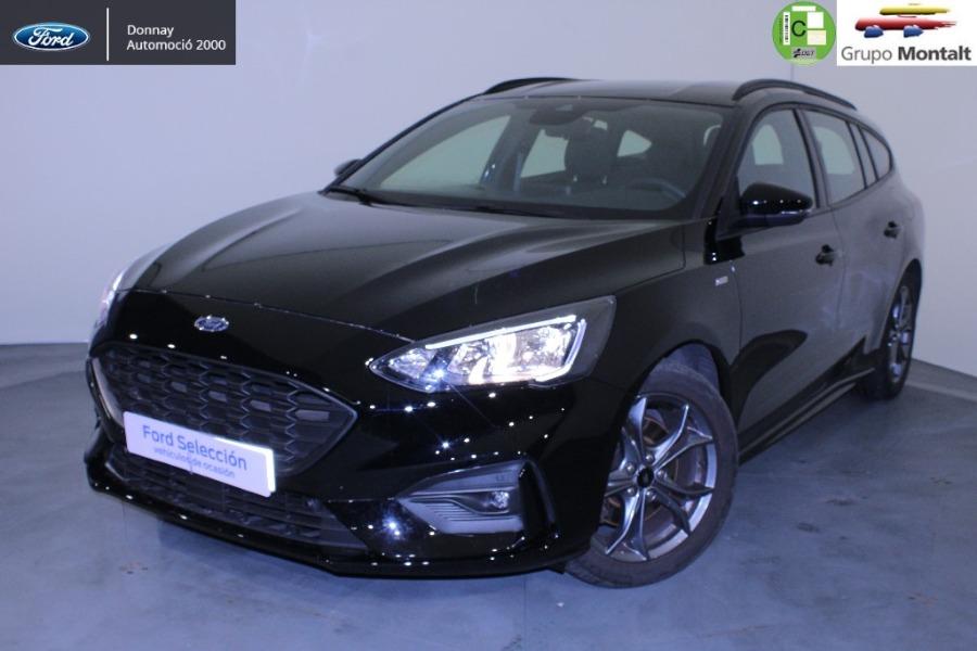 FORD Focus Negro Gasolina Automático Familiar 5 puertas 2019