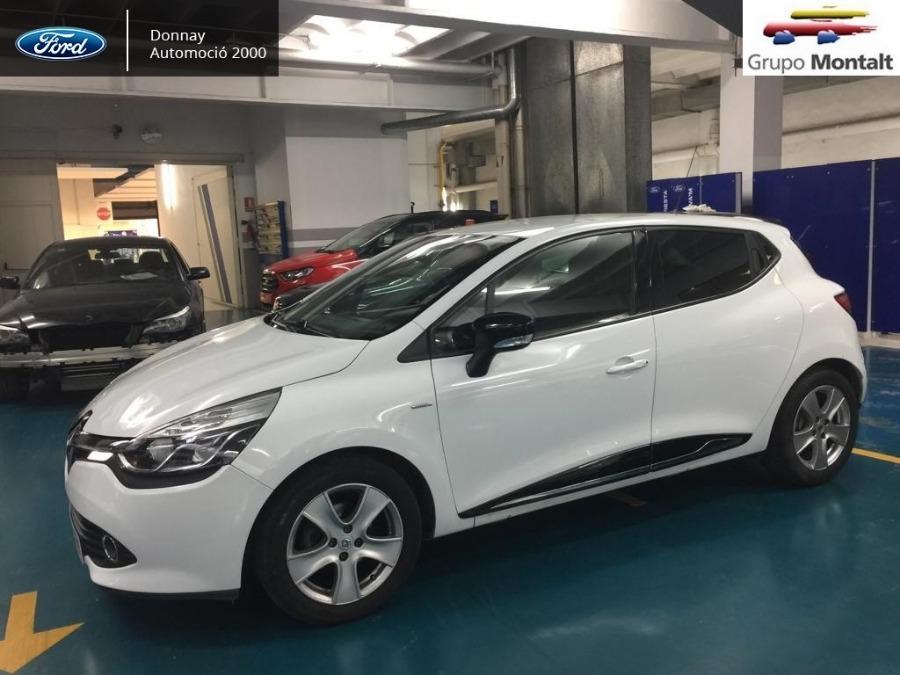 RENAULT Clio Blanco Gasolina Manual Berlina 5 puertas 2016