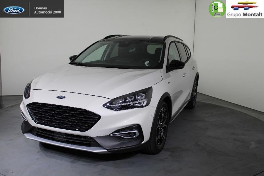 FORD Focus Beige Gasolina Automático Familiar 5 puertas 2019