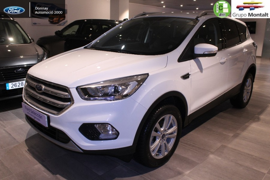 FORD Kuga Blanco Gasolina Manual 4x4 SUV 5 puertas 2019