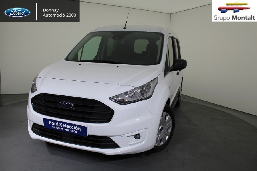 FORD Transit Connect Blanco Diesel Manual Industriales 5 puertas 2019