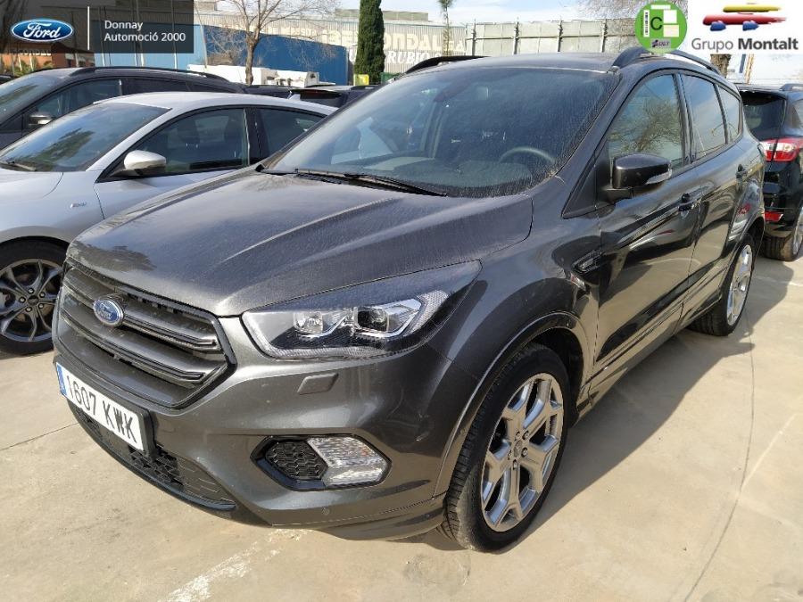 FORD Kuga Gris / Plata Diesel Automático 4x4 SUV 5 puertas 2019