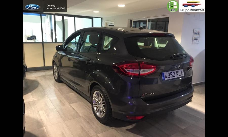 FORD C-Max Gris / Plata Gasolina Manual Monovolúmen 5 puertas 2018