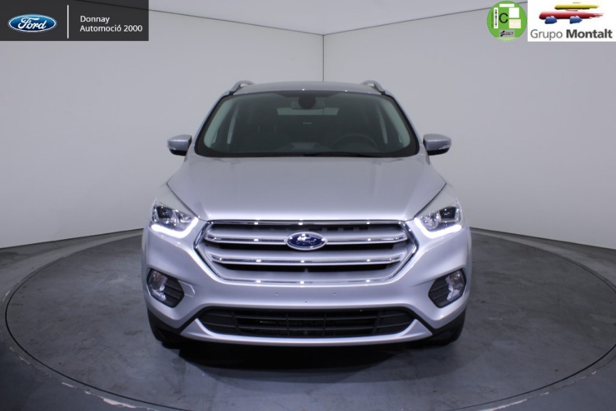 FORD Kuga Gris / Plata Diesel Manual 4x4 SUV 5 puertas 2017