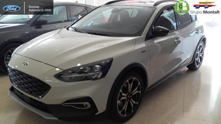 FORD Focus Blanco Gasolina Manual Berlina 5 puertas 2019