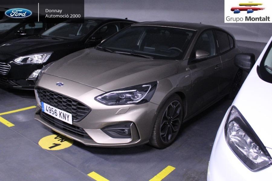 FORD Focus Marrón Diesel Automático Berlina 5 puertas 2018