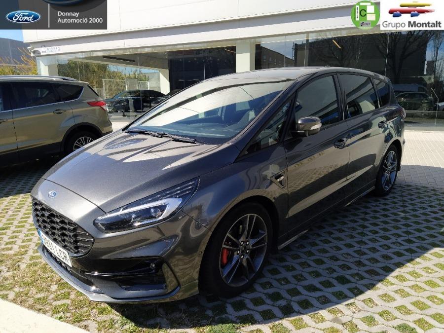 FORD S-MAX Gris / Plata Diesel Automático Monovolúmen 5 puertas 2019