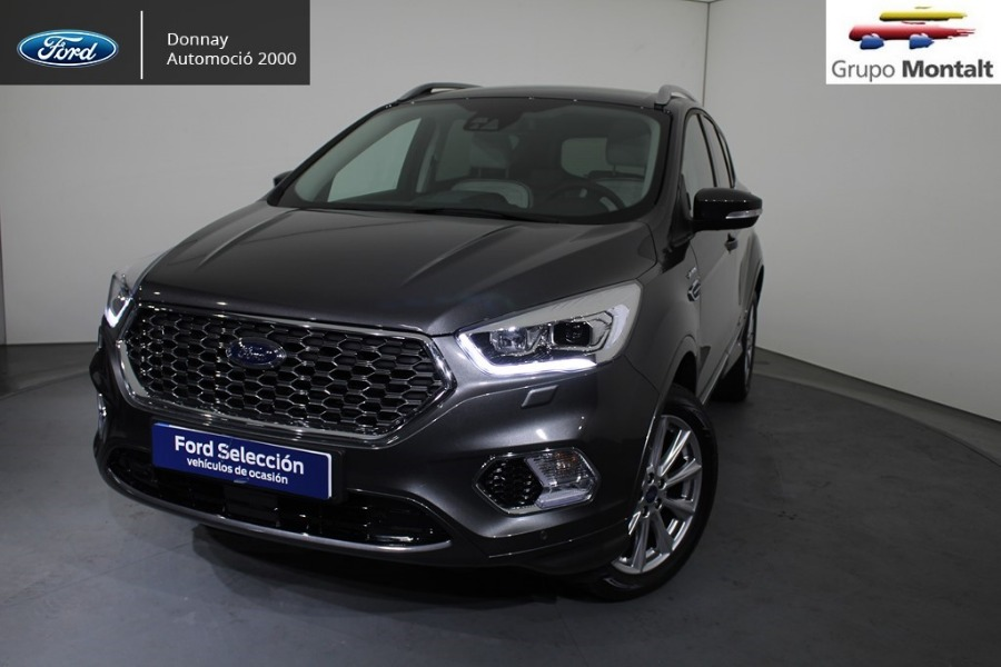 FORD Kuga Gris / Plata Gasolina Automático 4x4 SUV 5 puertas 2019