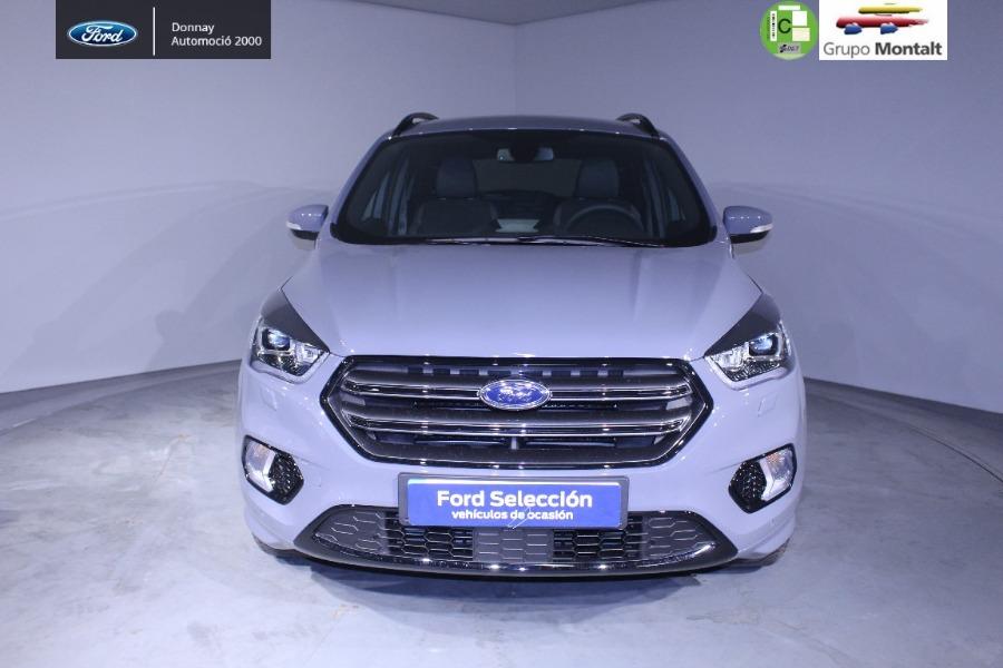 FORD Kuga Gris / Plata Gasolina Manual 4x4 SUV 5 puertas 2019