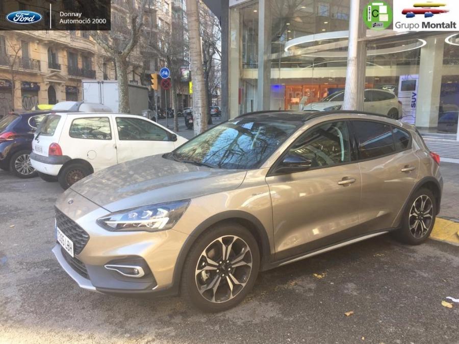 FORD Focus Beige Gasolina Automático Berlina 5 puertas 2019