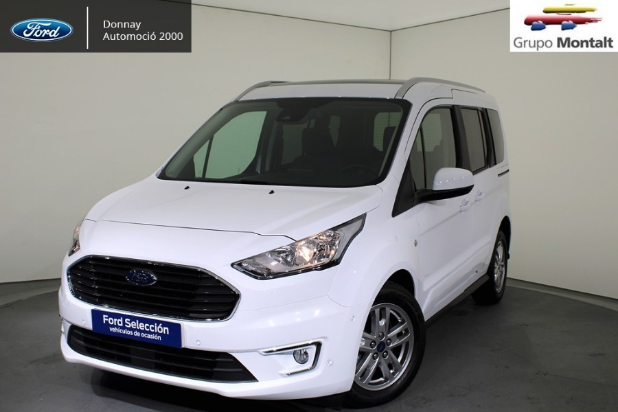 FORD Tourneo Connect Blanco Diesel Manual Monovolúmen 5 puertas 2019