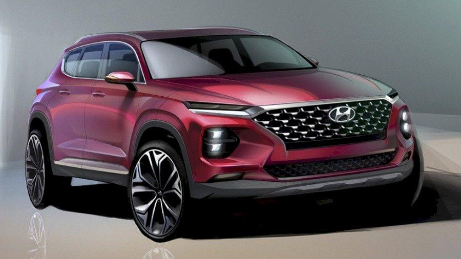 HYUNDAI TUCSON Rojo Gasolina Manual 4x4 SUV 5 puertas 2018