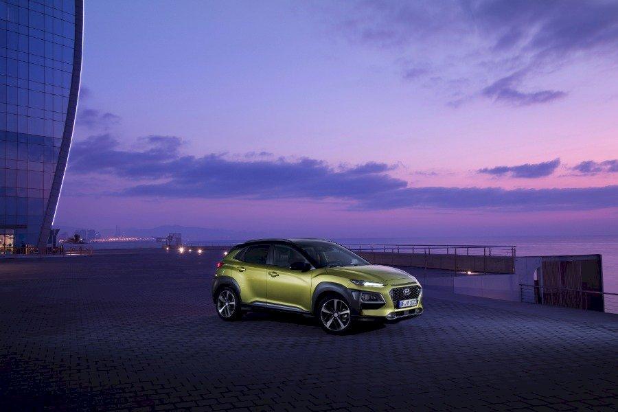 HYUNDAI Kona Verde Gasolina Manual 4x4 SUV 5 puertas 2020