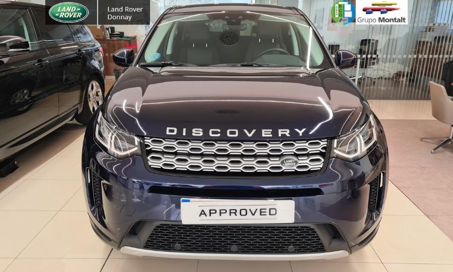 LAND ROVER Discovery Sport Azul Diesel Automático 4x4 SUV 5 puertas 2020