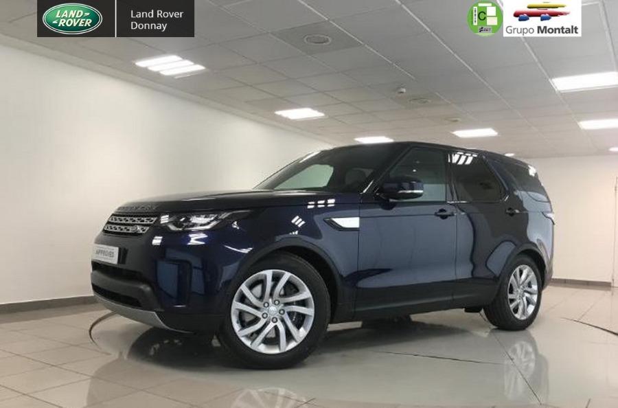 LAND ROVER Discovery Azul Diesel Automático 4x4 SUV 5 puertas 2019