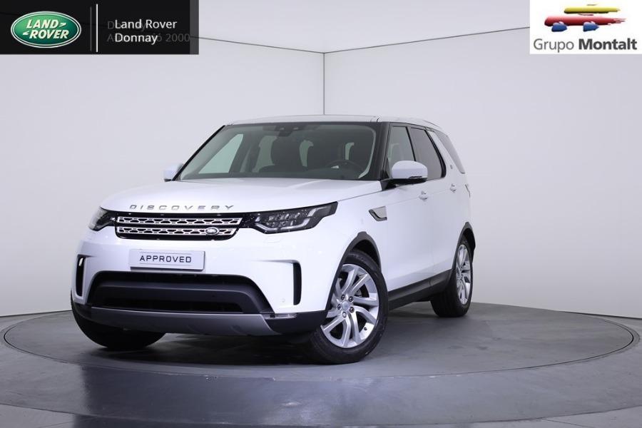 LAND ROVER Discovery Blanco Diesel Automático 4x4 SUV 5 puertas 2017