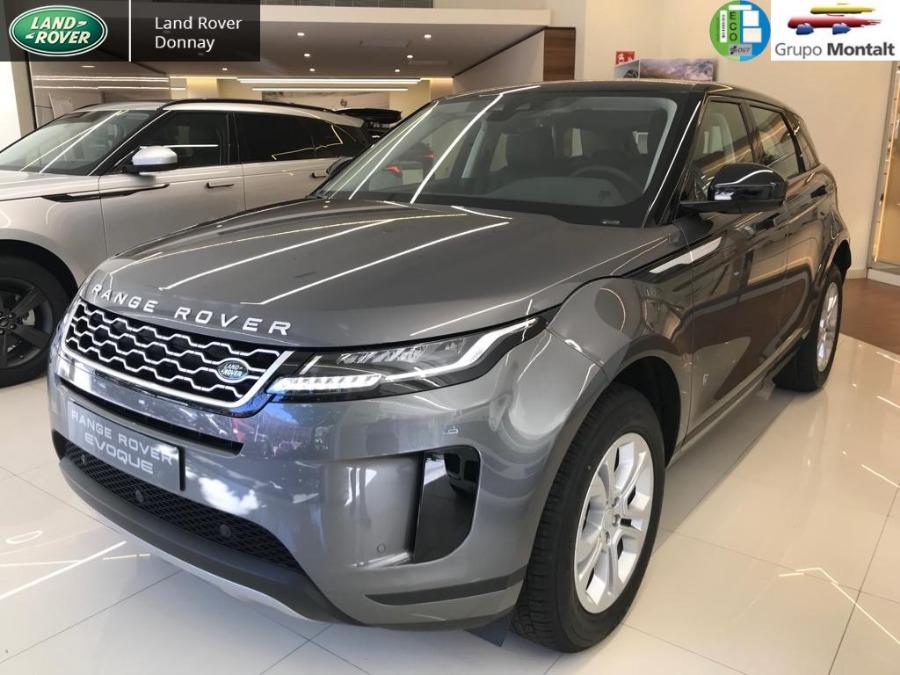LAND ROVER Range Rover Evoque Gris / Plata Diesel Automático 4x4 SUV 5 puertas 2019