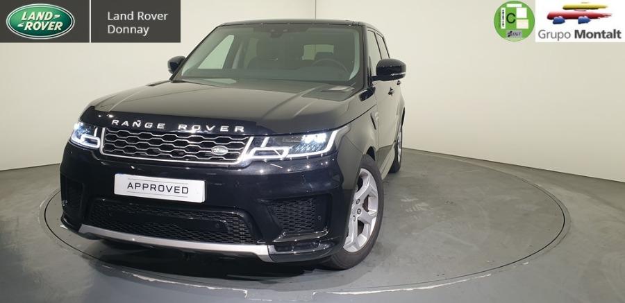 LAND ROVER Range Rover Sport Negro Diesel Automático 4x4 SUV 5 puertas 2017