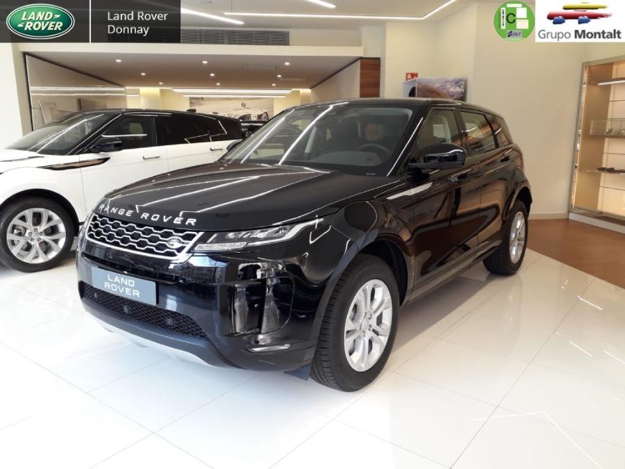 LAND ROVER Range Rover Evoque Negro Diesel Manual 4x4 SUV 5 puertas 2021