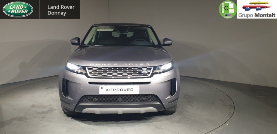 LAND ROVER Range Rover Evoque Gris / Plata Diesel Manual 4x4 SUV 5 puertas 2019