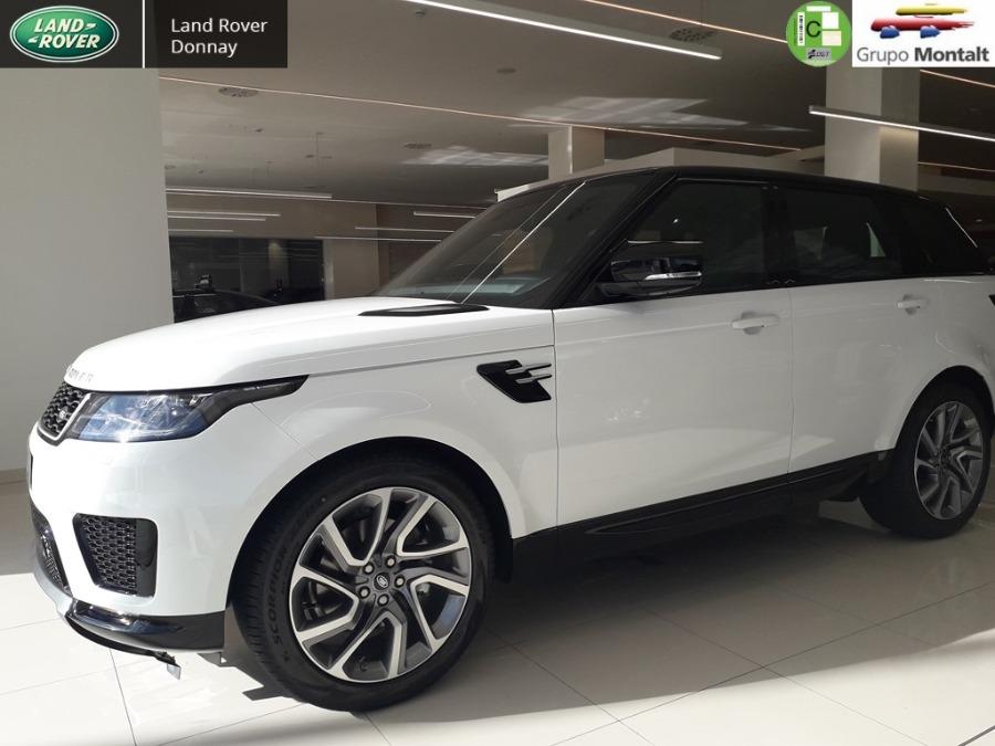 LAND ROVER Range Rover Sport Blanco Diesel Automático 4x4 SUV 5 puertas 2019