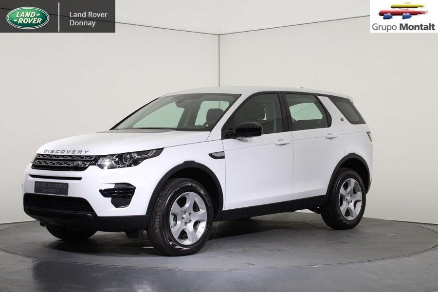LAND ROVER Discovery Sport Blanco Diesel Manual 4x4 SUV 5 puertas 2019