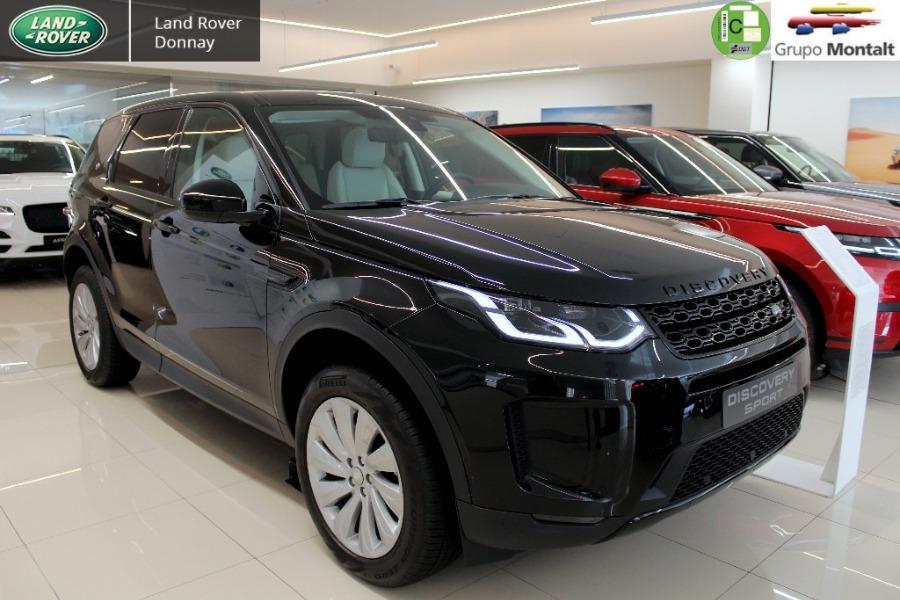 LAND ROVER Discovery Sport Negro Diesel Automático 4x4 SUV 5 puertas 2019