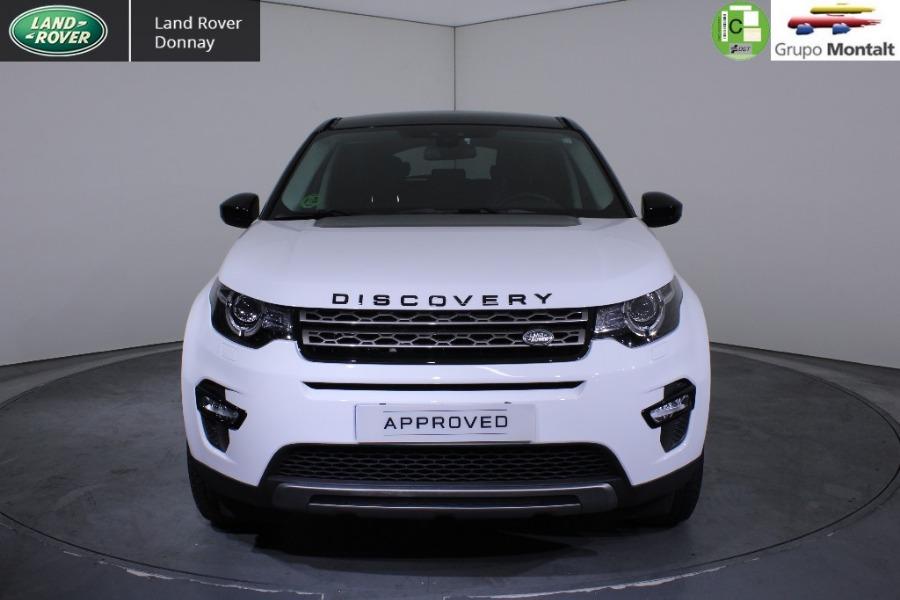 LAND ROVER Discovery Sport Blanco Diesel Manual 4x4 SUV 5 puertas 2016
