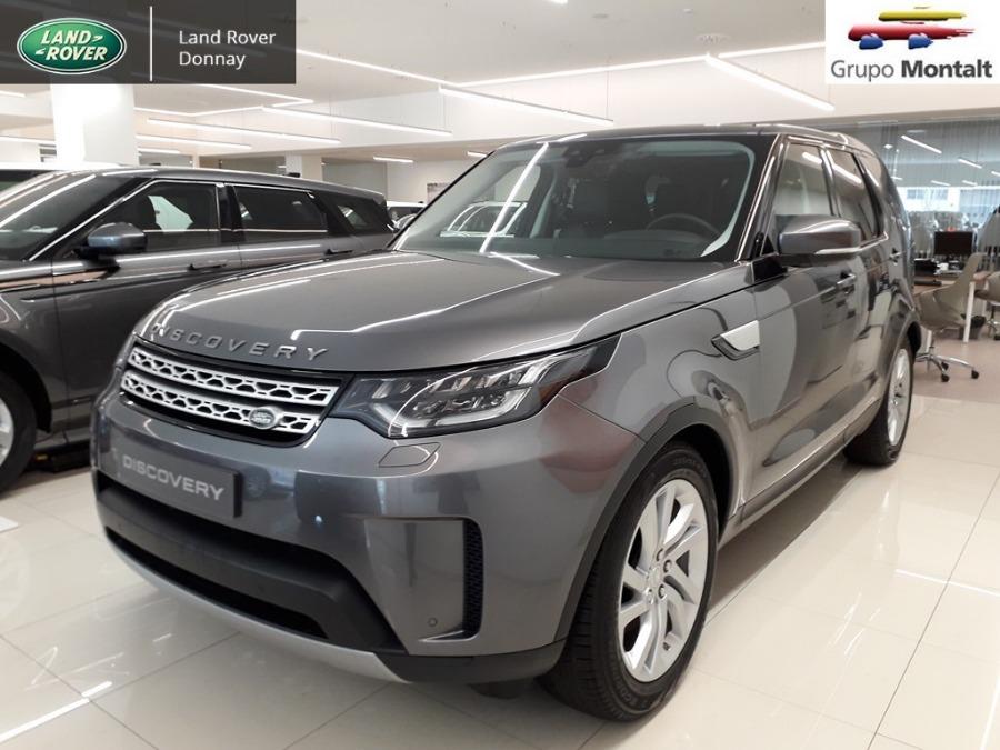 LAND ROVER Discovery Gris / Plata Diesel Automático 4x4 SUV 5 puertas 2018