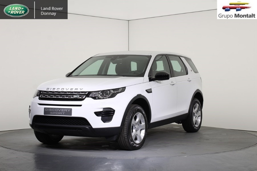 LAND ROVER Discovery Sport Blanco Diesel Manual 4x4 SUV 5 puertas 2018