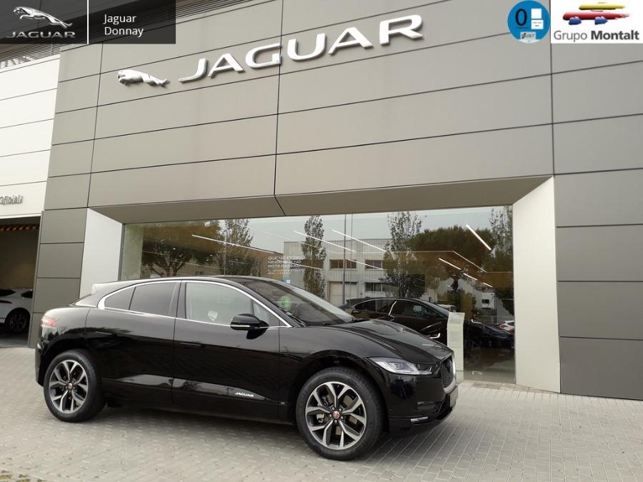 JAGUAR i-Pace Negro Eléctrico / Híbrido Automático 4x4 SUV 5 puertas 2019