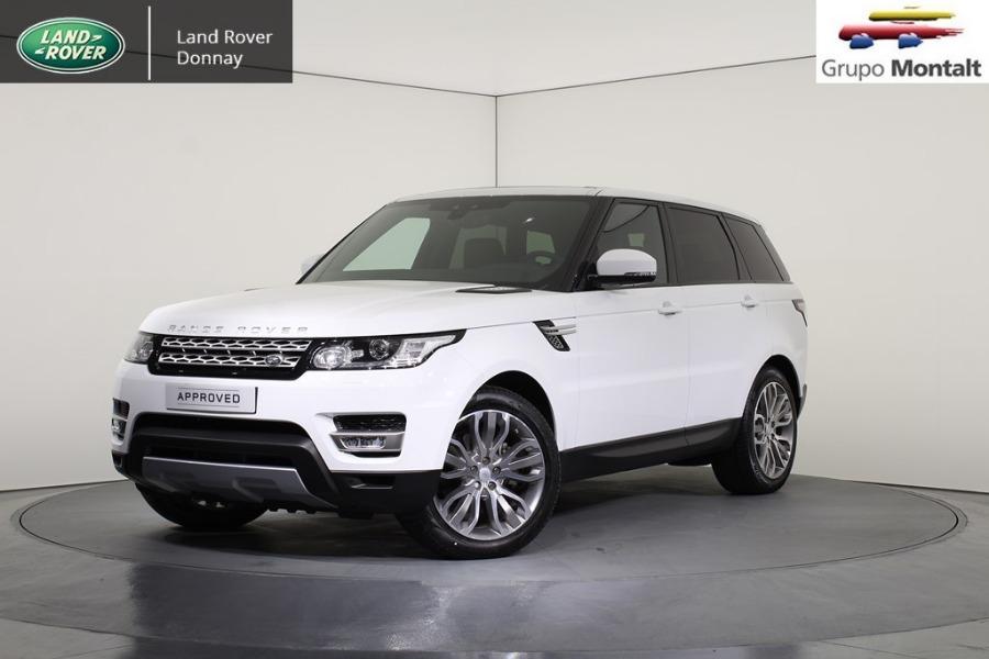 LAND ROVER Range Rover Sport Blanco Diesel Automático 4x4 SUV 5 puertas 2018