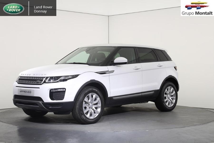LAND ROVER Range Rover Evoque Blanco Diesel Automático 4x4 SUV 5 puertas 2017
