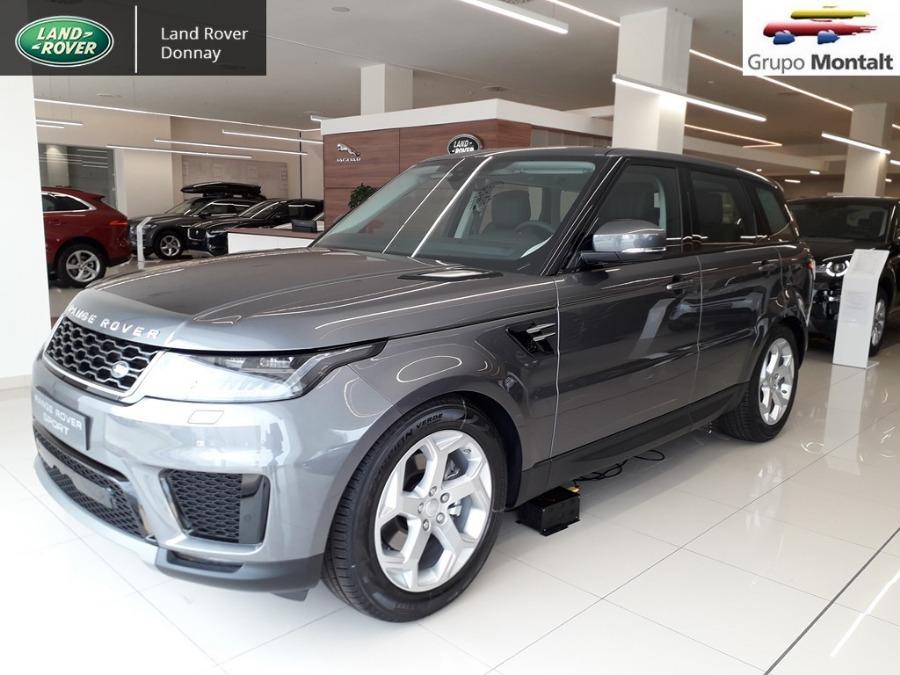 LAND ROVER Range Rover Sport Gris / Plata Diesel Automático 4x4 SUV 5 puertas 2018