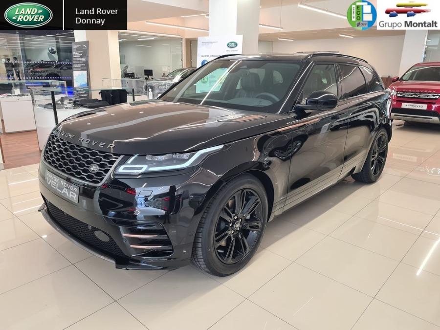 LAND ROVER Range Rover Velar Negro Diesel Automático 4x4 SUV 5 puertas 2021