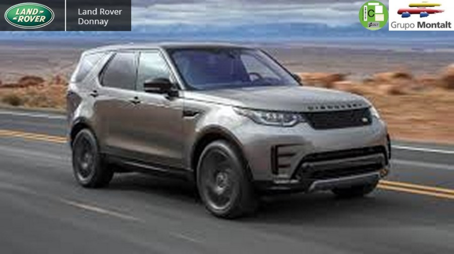 LAND ROVER Discovery Gris / Plata Diesel Automático 4x4 SUV 5 puertas 2020