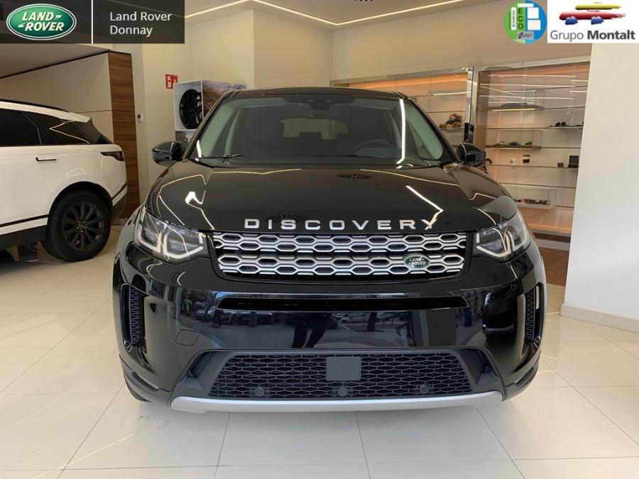 LAND ROVER Discovery Sport Negro Eléctrico / Híbrido Automático 4x4 SUV 5 puertas 2020