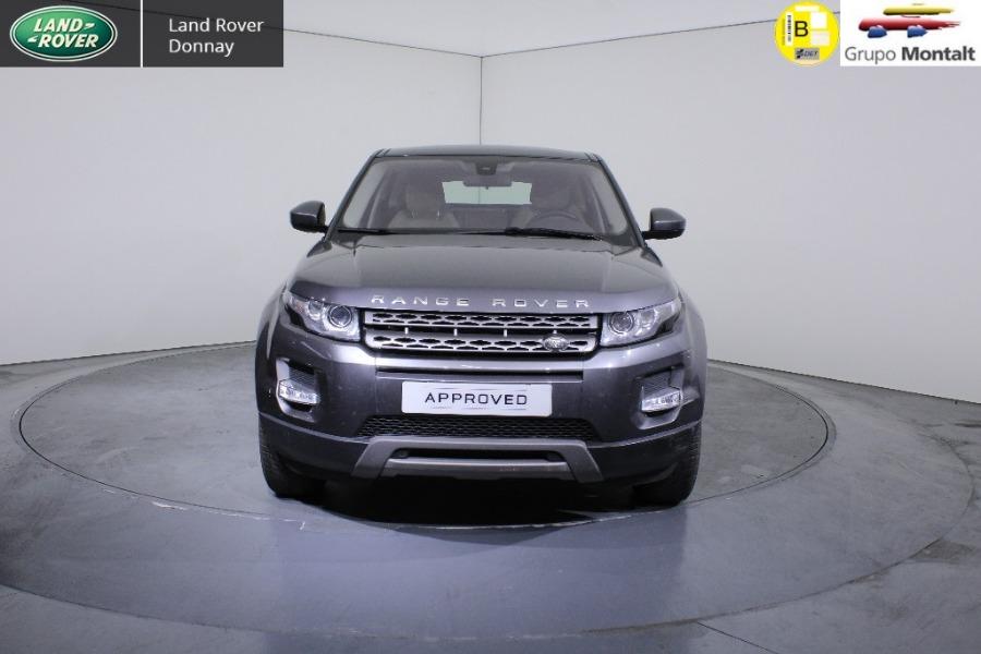 LAND ROVER Range Rover Evoque Gris / Plata Diesel Manual 4x4 SUV 5 puertas 2015