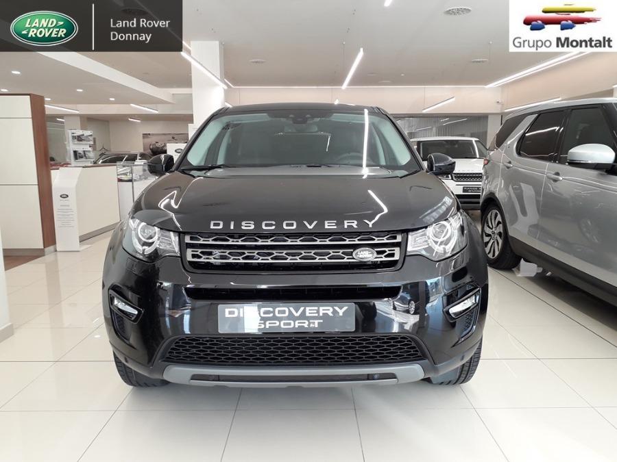 LAND ROVER Discovery Sport Negro Diesel Automático 4x4 SUV 5 puertas 2020