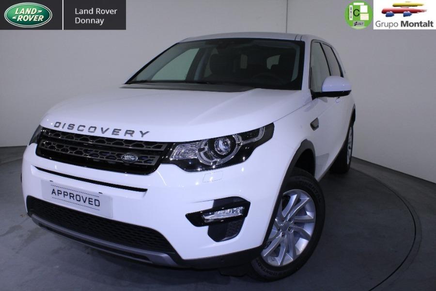 LAND ROVER Discovery Sport Blanco Diesel Automático 4x4 SUV 5 puertas 2019